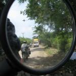 Looking back in El Salvador at collectivo