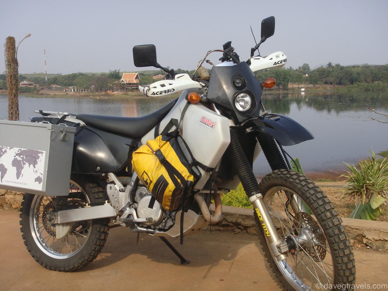 The Bike – daveg travels