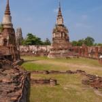 01_Ayutthaya Ruins outside of Bangkok