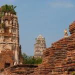 02_Ayutthaya Ruins outside of Bangkok