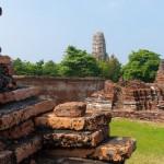 05_Ayutthaya Ruins outside of Bangkok