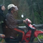 14 muslim couple on scooter