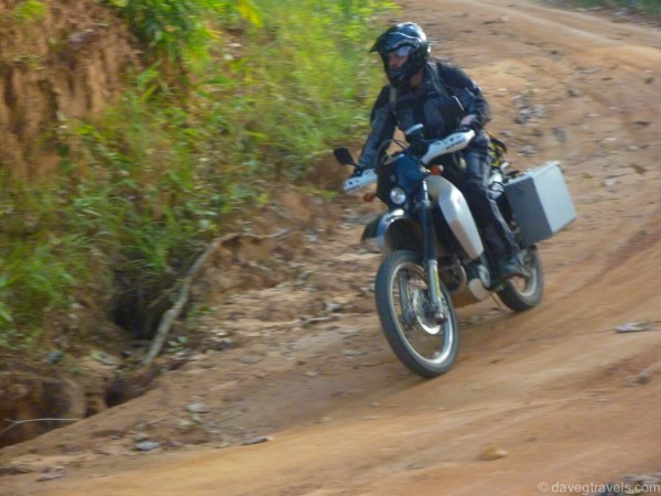 06 drz downhill adventure touring