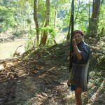 Thailand Hilltribe hunter