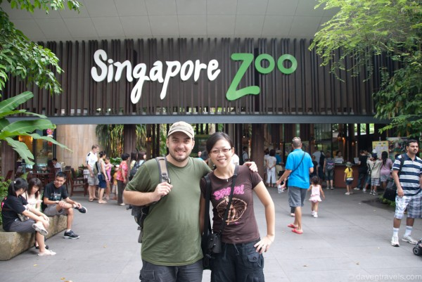 Legendary Singapore ZOO!
