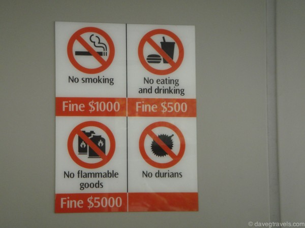 Durians and flammable gases.... Very similar
