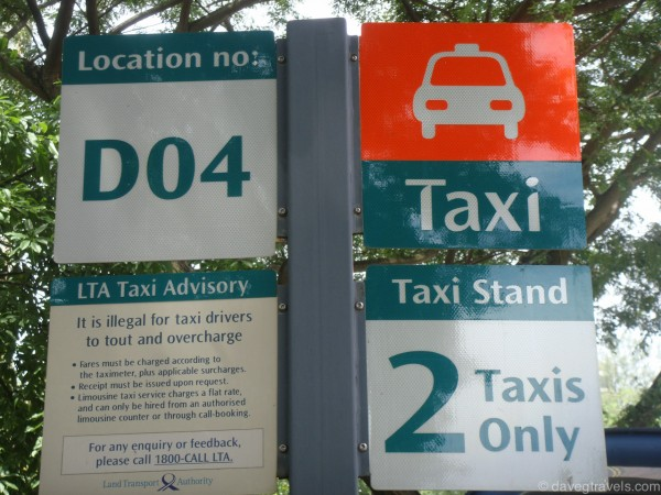 Carefully read the rules for the Taxi. They're pretty good