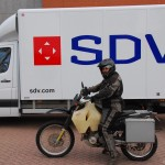 sdv_amsterdam_airtport_freight_forwarder_motorcycle_happy_rider