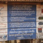 01 Laos Unexploded Ordinance Warning