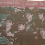 16 Laos Communist Propaganda Poster