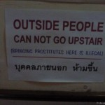 07 – Prostitution is Illegal Thailand